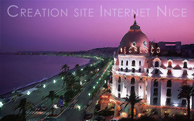 creation site internet Nice
